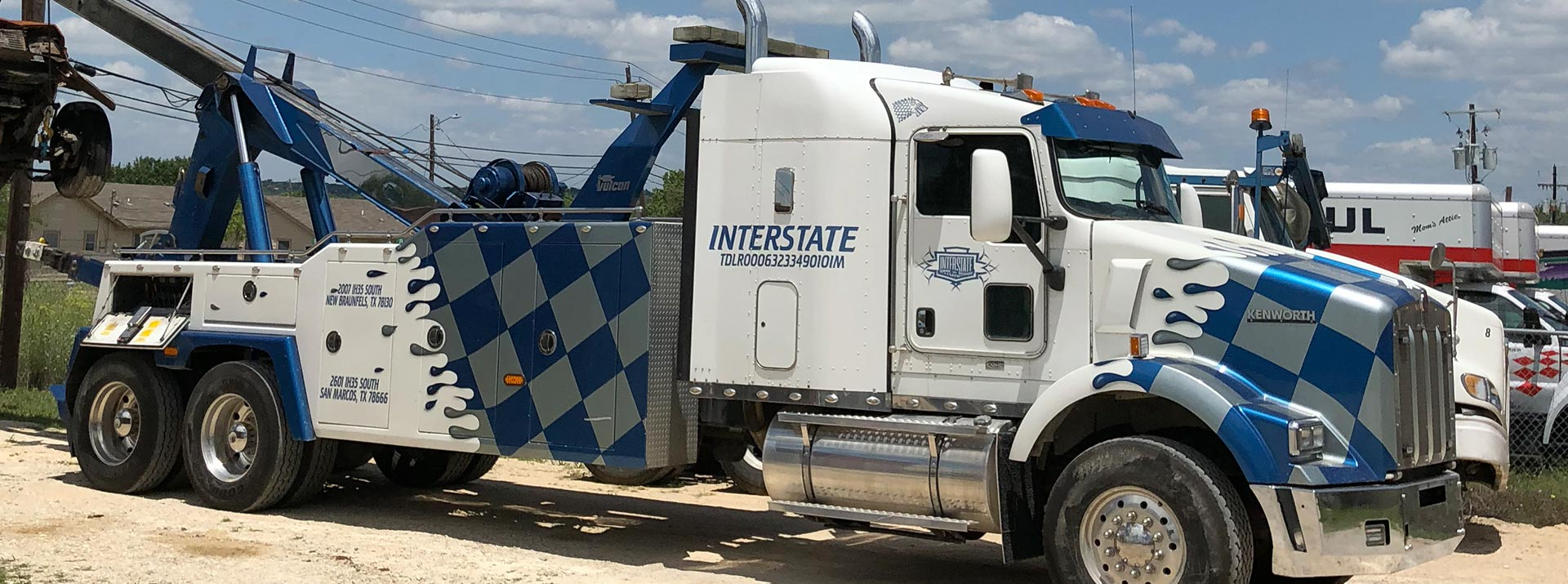 Interstatetowingrecovery Banner